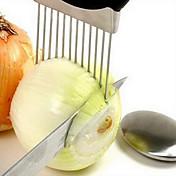 1 kpl Cutter & Slicer For vihannesten Ruostumaton teräs Korkealaatuinen / Creative Kitchen Gadget / Erikois