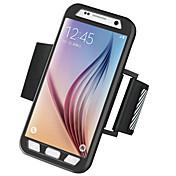 용 Samsung Galaxy S7 Edge 팔밴드 케이스 암밴드 케이스 단색 하드 PC Samsung S7 edge / S7