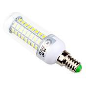 7,5 E14 / E26/E27 Bombillas LED de Mazorca T 72 SMD 5730 960 lm Blanco Cálido / Blanco Natural Decorativa AC 100-240 V 1 pieza