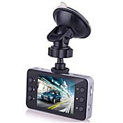 SQ 자동차 DVR 2.7 인치 화면 대시 캠