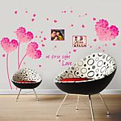 보태니컬 / 정물화 / 풍경 벽 스티커 3D 월 스티커 데코레이티브 월 스티커 / 냉장고 스티커 / 웨딩 스티커,aluminum foil 자료 이동가능 / 재부착가능 홈 장식 벽 데칼
