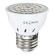 1 개 E27은 smd2835 AC110 / 220V 400lm의 식물 성장 램프를 36led