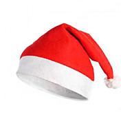 모자 페스티발/홀리데이 할로윈 의상 레드 / 화이트 크리스마스 유니섹스 폴리에스테르