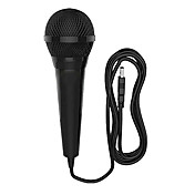 2 x 6 en 1 cableadas conjunto micrófono micrófono para Nintendo Wii / Wii U / ps3 / ps2 / microsoft xbox360 / pc