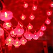 10m rote Farbe 100-LED-String-Licht (220 V)