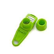 1개 그라인더 For 야채에 대한 실리콘 크리 에이 티브 주방 가젯 / 고품질