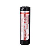 xtar 18650 3400mah 3.6V의 리튬 이온 충전식 배터리