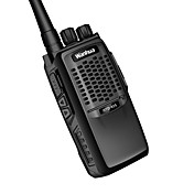 Wanhua HTD-825 de dos vías de radio UHF 403-480mhz walkie talkie profesional de negocios handsc de mano