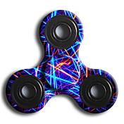 Fidget spinners Hilandero de mano Juguetes Tri-Spinner ABS EDCJuguete del foco Alivia ADD, ADHD, Ansiedad, Autismo Alivio del estrés y la
