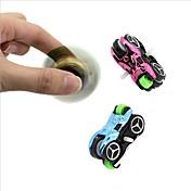 Fidget spinners Hilandero de mano Peonza Juguetes Juguetes Plásticos EDCAlivio del estrés y la ansiedad Juguete del foco Juguetes de