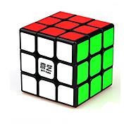 루빅스 큐브 부드러운 속도 큐브 3*3*3 매직 큐브 부드러운 스티커 안티 - 팝 조정 봄