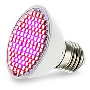 6W E27 Luces LED para Crecimiento Vegetal 106 SMD 3528 2500-3000 lm Rojo Azul V 1 pieza