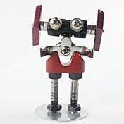 Rompecabezas Kit de Bricolaje Puzzles 3D Puzzles de Metal Puzles y juguetes de lógica Bloques de construcción Juguetes de bricolaje