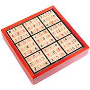 보드 게임 장난감 직사각형 숫자