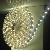6m / 1pcs 220v 5050 llevó la cinta flexible de la tira de la cuerda de luz de Navidad al aire libre enchufe a prueba de agua al aire libre