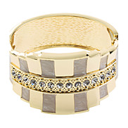 Drops von Öl-und Diamant-Armband