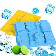Hip-Hop-Stil Ice Tray Mould (zufällige Farbe)