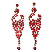 Tassels Diamond Alloy Earring