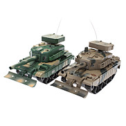 Kid's High Quality Remote Control BB Cannon Tank Toy(Random Color)