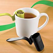 Cup Rim Teaspoon Tea Strainer