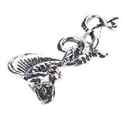 Cobra Roses Punk Style Ear Bones Clip Earring * 1