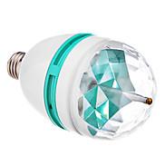 E26/E27 3W 3 High Power LED LM RGB LED Spotlight AC 85-265 V