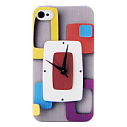 Clock Back Case for iPhone 4/4S