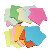 Arrowhead Shaped Self-Sticker Note(2 PCS Random Color)