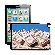 Money Pattern 3D Effect Case for iPad mini 3, iPad mini 2, iPad mini