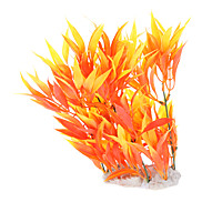 "10.25"" Plastic Plants Decorative Ornament for Aquarium Fish Tank"