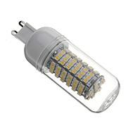 5W G9 LED Mais-Birnen T 120 SMD 3528 410 lm Warmes Weiß AC 220-240 V