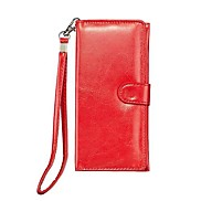 General Wallet Card Leather Protective Case Which Suitable for iPhone 4/4S and iPhone 5/5S (Assorted Colors)