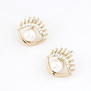 Fashion Personality Boutique Pearl Earrings