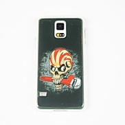 Pretty Cool Skull Pattern PC Back Case for Samsung S5/I9600