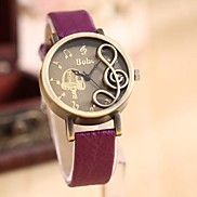 New Pastoral style Fashion and Vintage  Leather  Women's Watch (Assorted Color)