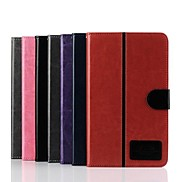 Crystal Lines Leather Case with Card Slot for Samsung Galaxy Tab4 8.0 T330(Assorted Colors)