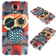 The National Flag Owls PC Hard Case for Samsung S4 I9500