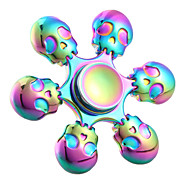 Fidget Spinner Hand Spinner Toys Five Spinner Metal EDC Relieves ADD ADHD Anxiety Autism Stress and Anxiety Relief Office Desk Toys for