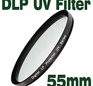 emolux digital lp filtro protector UV 55mm (smq5502)