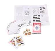 Poker Magic Amazing Phase Shift Magic Props(7591132)