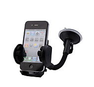 Phone Holder Stand Mount Car Adjustable Stand Plastic for Mobile Phone
