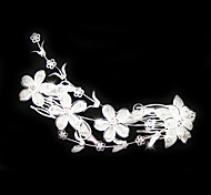 Women's Alloy Headpiece-Wedding / Special Occasion Hair Combs Clear