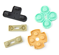 Replacement Conductive Rubber Pad Set for PS2 Control Pad (5 pcs)