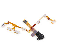 Flex Cable With Audio Connector For Iphone 3GS(BLACK)