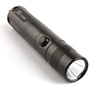 FX Small Sun ZY-C55 CREE Q5 LED Flashlight 1-mode 1XAA/14500 Black