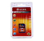 2GB Transcend SD Memory Card