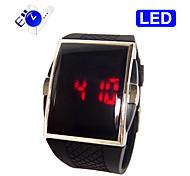Классический дизайн большой дисплей число LED Watch