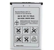 1500mah замены сотового телефона батареи BST-41 для Sony Ericsson a8i/m1i/x1/x2/x2i/x10/x10i/xperia играть z1i