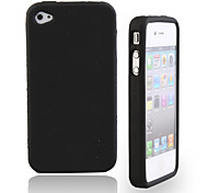 Case de Silicone para iPhone 4