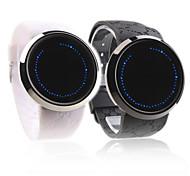 Relógios em Silicone para Casal